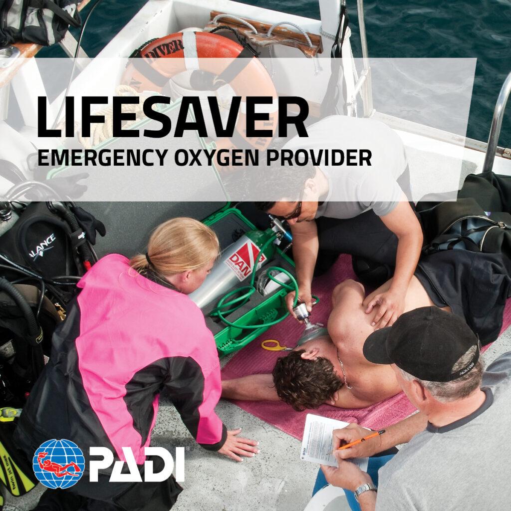 EOP (Emergency Oxygen Provider)