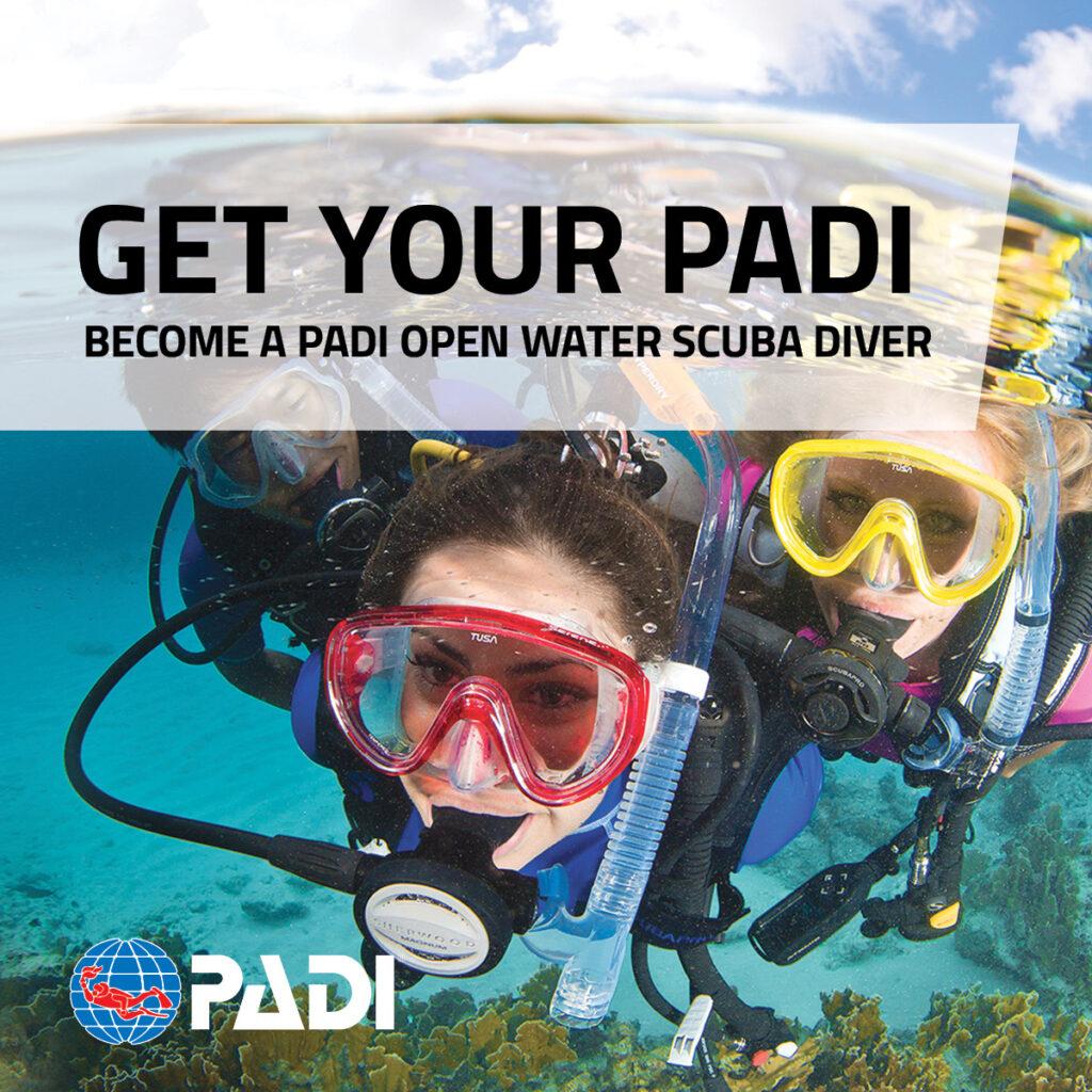 Open Water Diver Cursus